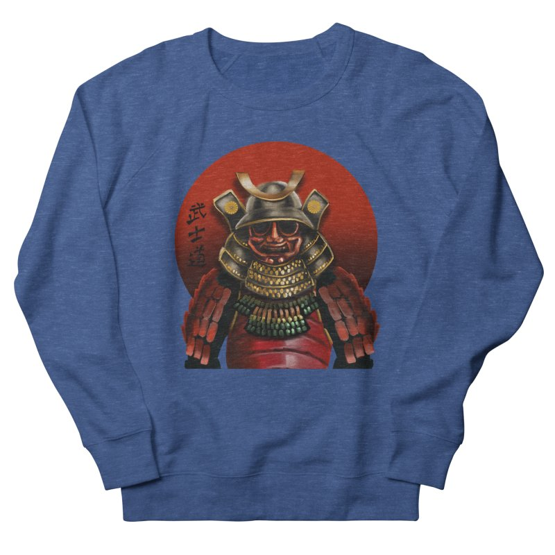 Way of the Warrior Women's French Terry Sweatshirt by psweetsdesign's Artist Shop