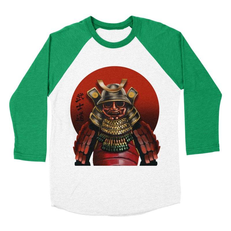 Way of the Warrior Women's Baseball Triblend T-Shirt by psweetsdesign's Artist Shop