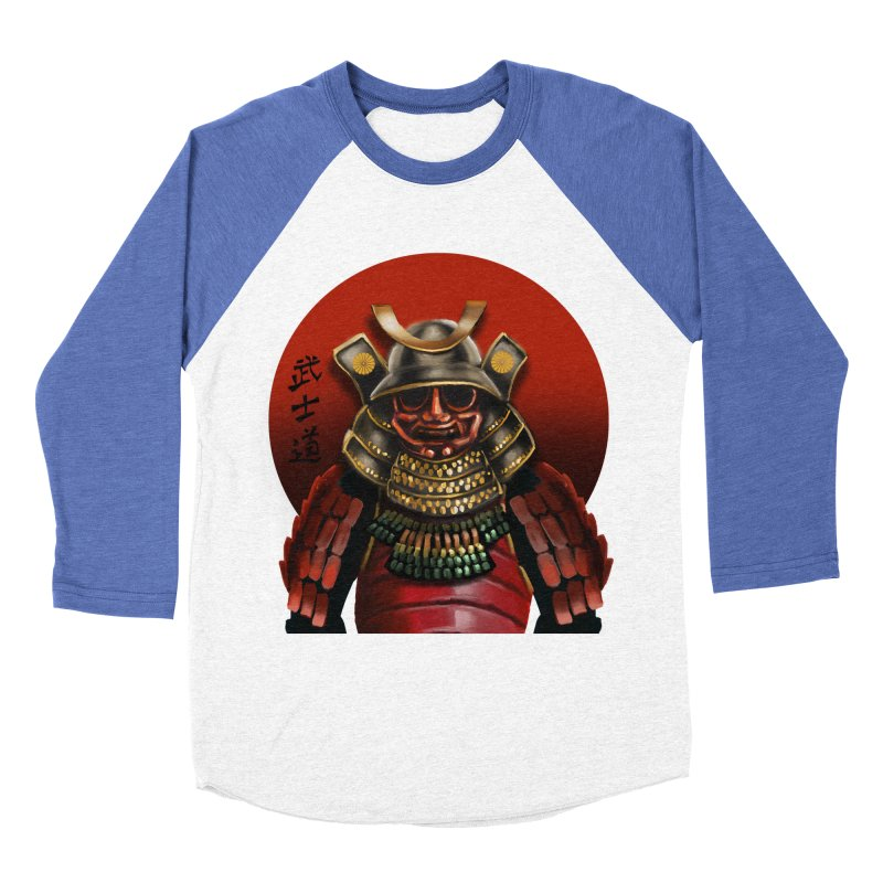 Way of the Warrior Men's Baseball Triblend Longsleeve T-Shirt by psweetsdesign's Artist Shop