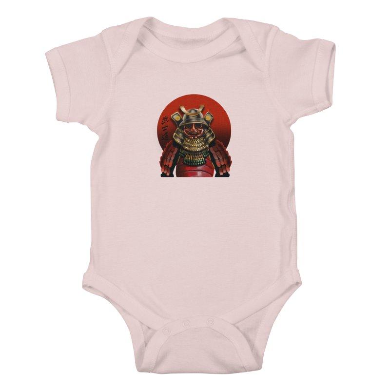 Way of the Warrior Kids Baby Bodysuit by psweetsdesign's Artist Shop