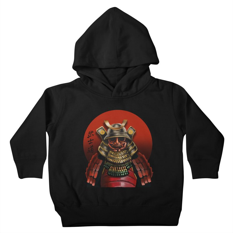 Way of the Warrior Kids Toddler Pullover Hoody by psweetsdesign's Artist Shop