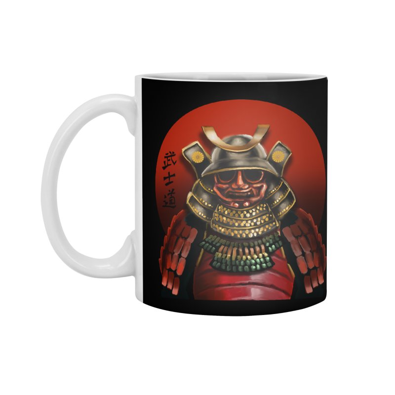 Way of the Warrior Accessories Standard Mug by psweetsdesign's Artist Shop