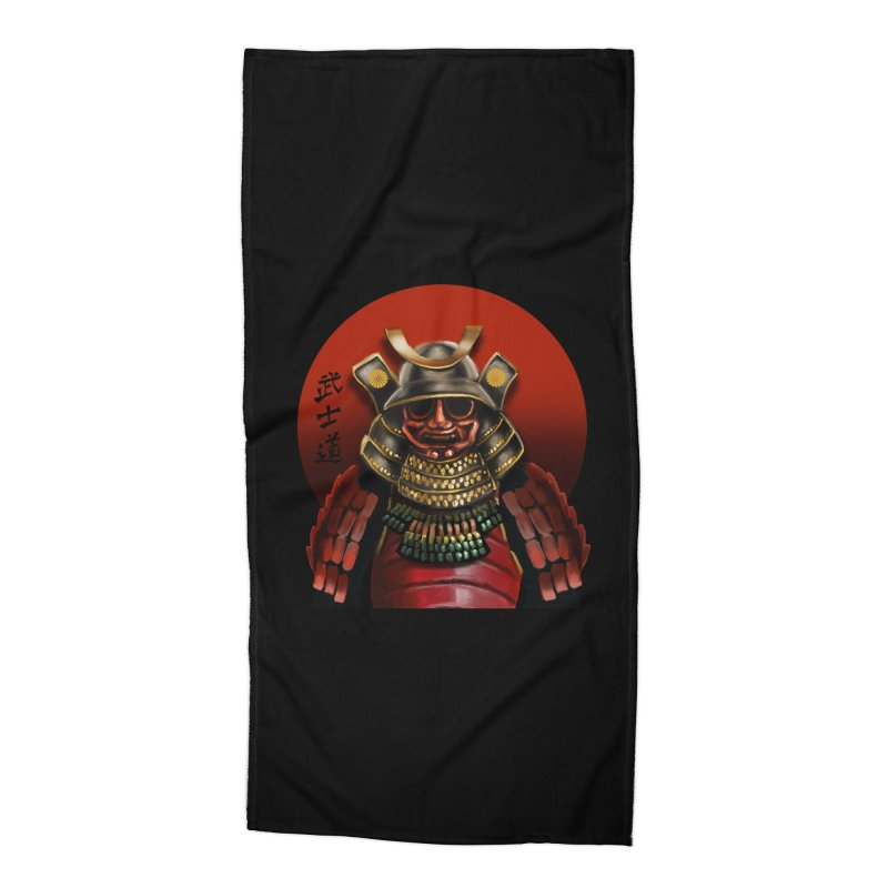 Way of the Warrior Accessories Beach Towel by psweetsdesign's Artist Shop