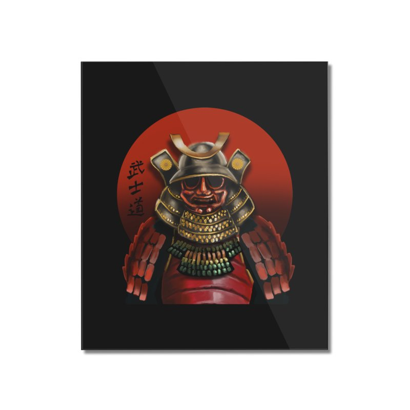 Way of the Warrior Home Mounted Acrylic Print by psweetsdesign's Artist Shop