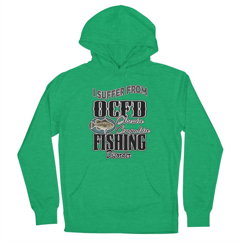 OCFD Women's French Terry Pullover Hoody by psweetsdesign's Artist Shop