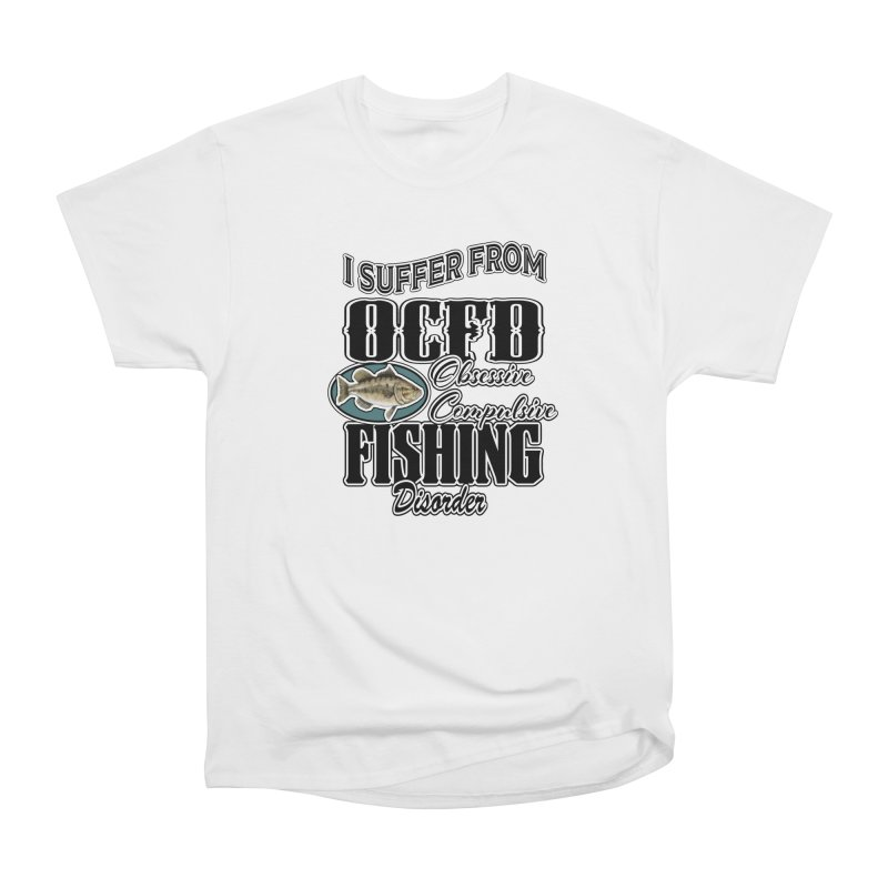 OCFD Men's Heavyweight T-Shirt by psweetsdesign's Artist Shop