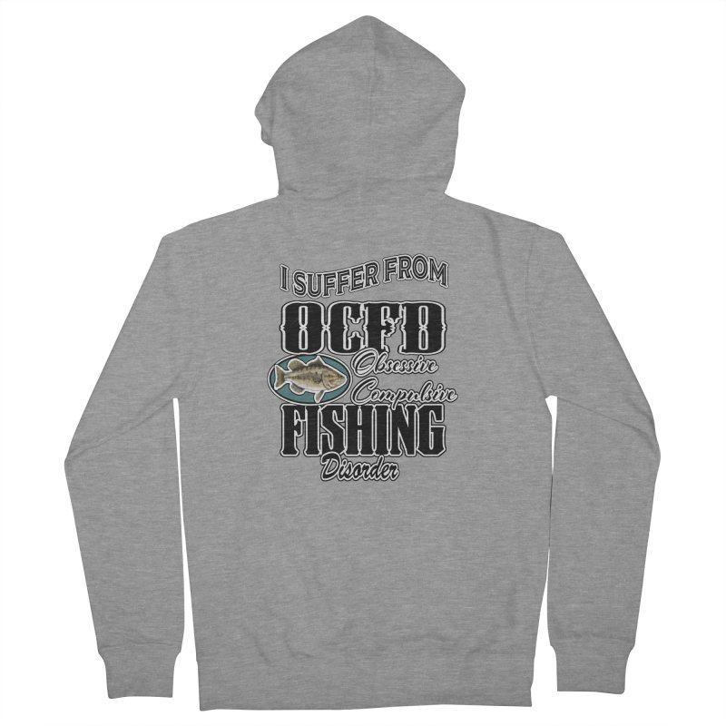 OCFD Women's French Terry Zip-Up Hoody by psweetsdesign's Artist Shop