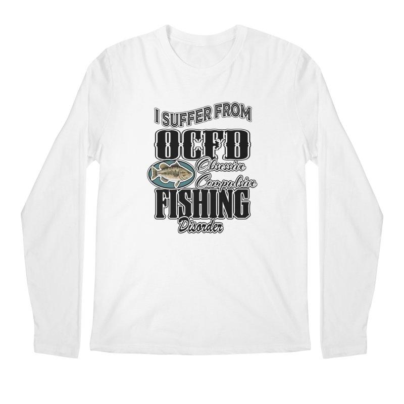 OCFD Men's Regular Longsleeve T-Shirt by psweetsdesign's Artist Shop
