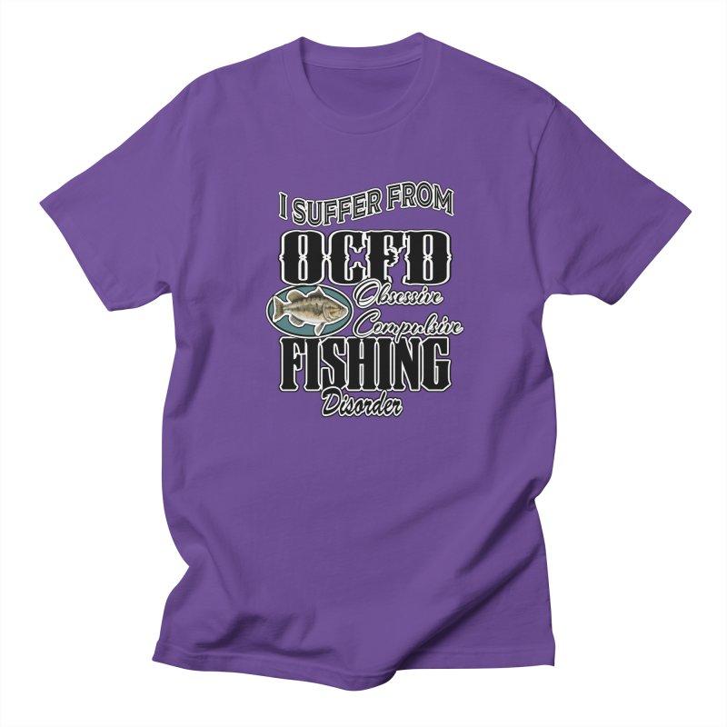 OCFD Men's Regular T-Shirt by psweetsdesign's Artist Shop