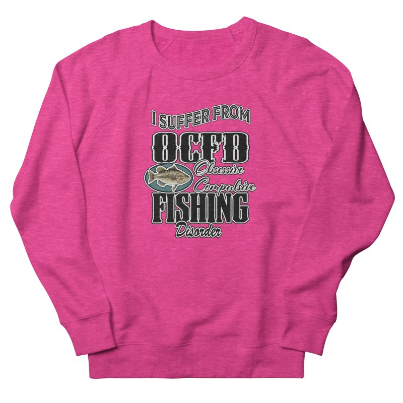 OCFD Men's French Terry Sweatshirt by psweetsdesign's Artist Shop