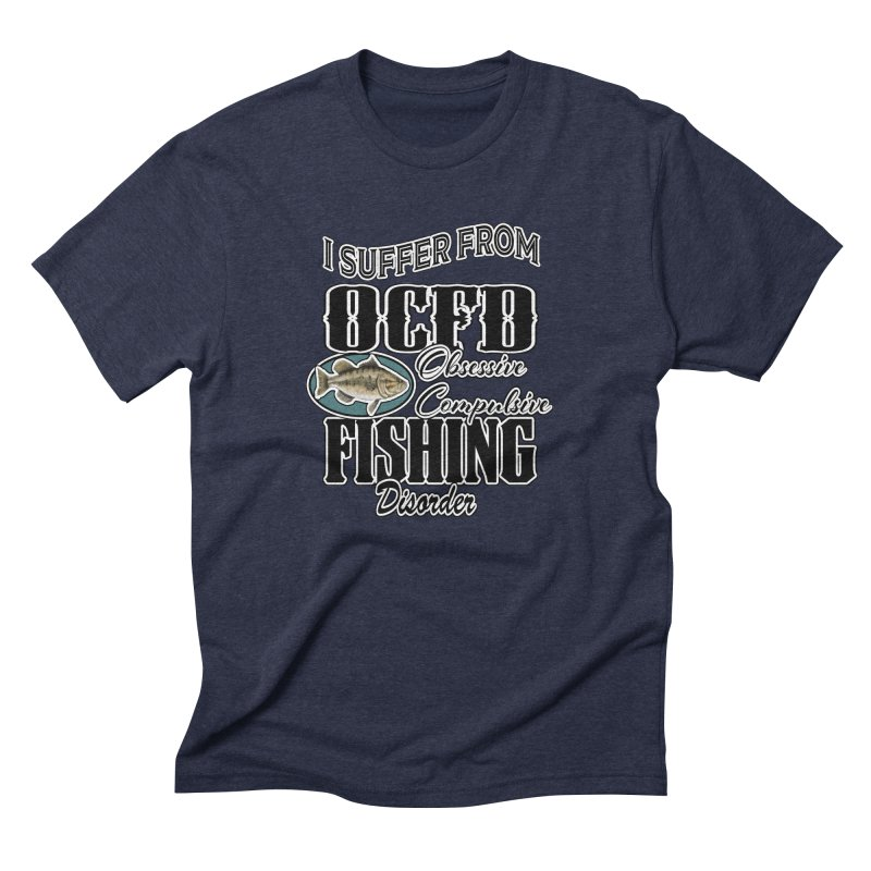 OCFD Men's Triblend T-Shirt by psweetsdesign's Artist Shop
