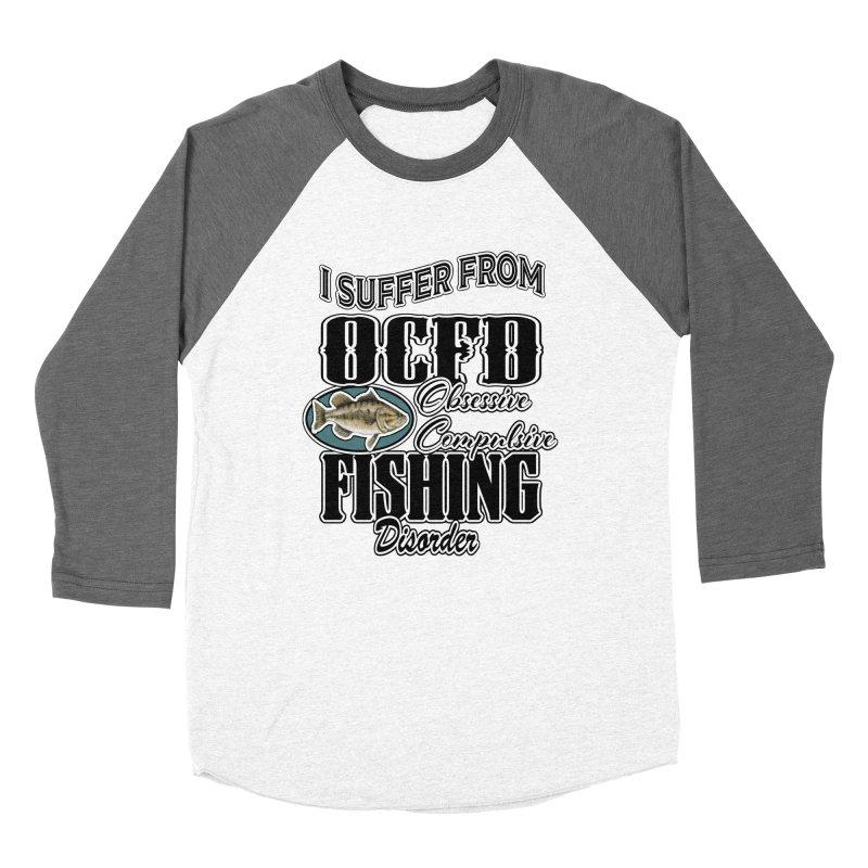 OCFD Women's Baseball Triblend T-Shirt by psweetsdesign's Artist Shop