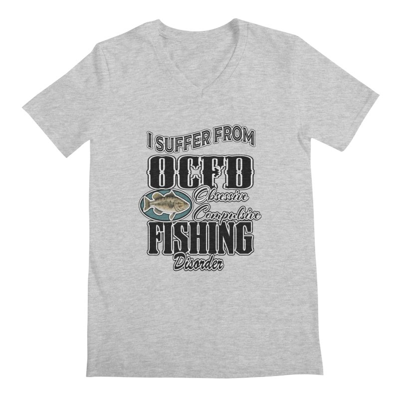 OCFD Men's V-Neck by psweetsdesign's Artist Shop