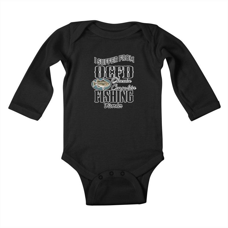 OCFD Kids Baby Longsleeve Bodysuit by psweetsdesign's Artist Shop