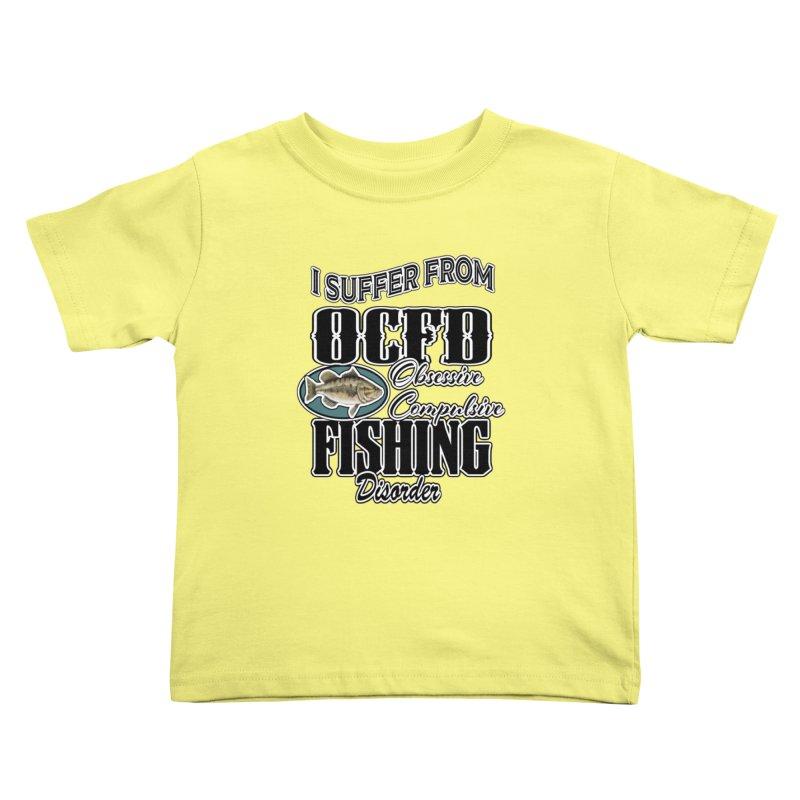 OCFD Kids Toddler T-Shirt by psweetsdesign's Artist Shop