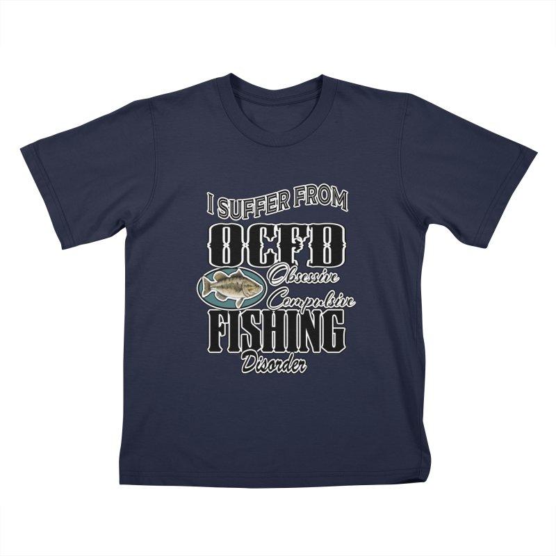 OCFD Kids T-Shirt by psweetsdesign's Artist Shop