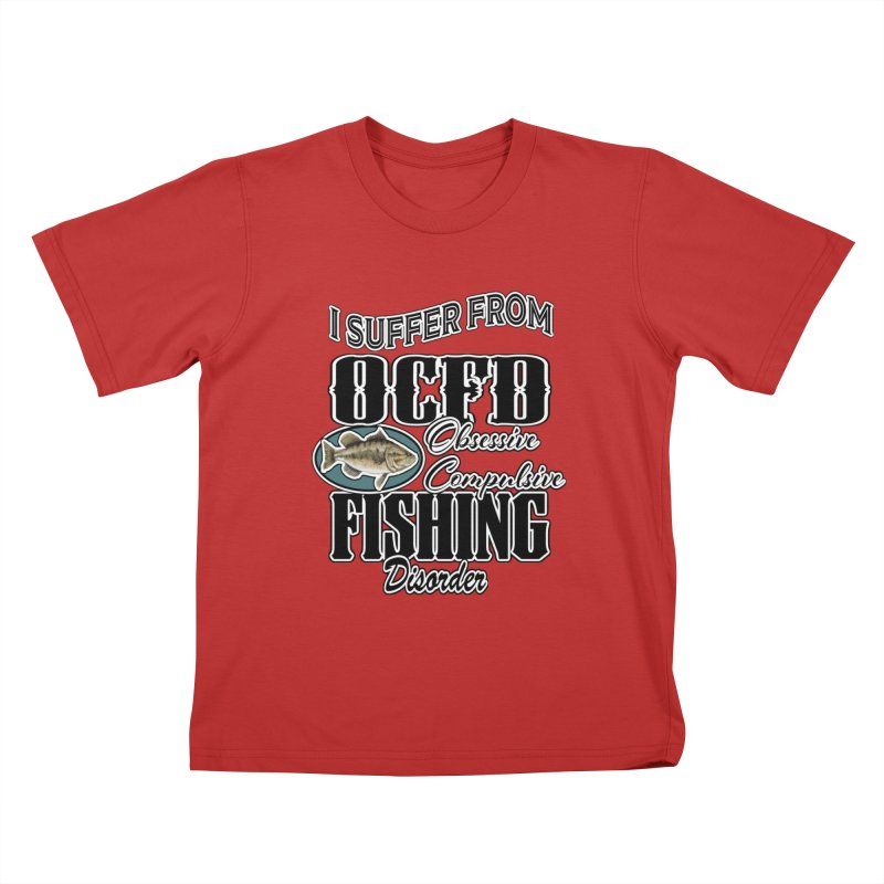 OCFD Kids T-Shirt by psweetsdesign's Artist Shop