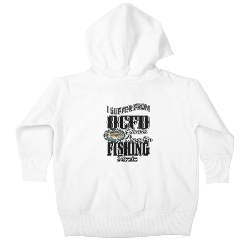 OCFD Kids Baby Zip-Up Hoody by psweetsdesign's Artist Shop