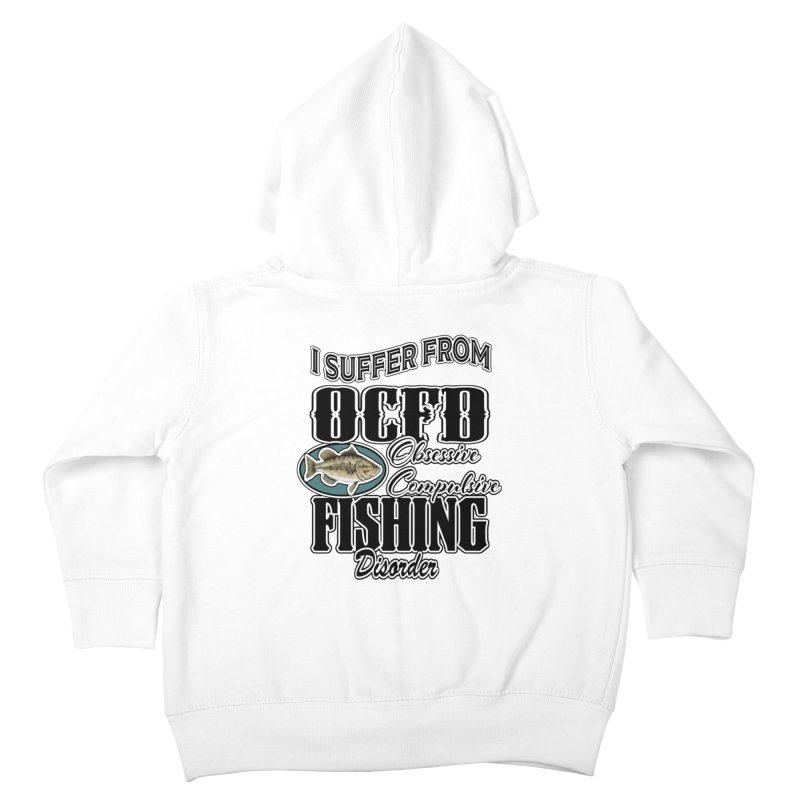 OCFD Kids Toddler Zip-Up Hoody by psweetsdesign's Artist Shop