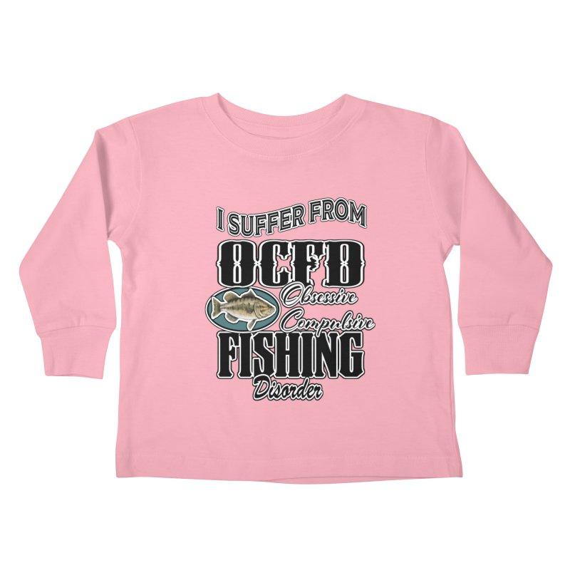 OCFD Kids Toddler Longsleeve T-Shirt by psweetsdesign's Artist Shop