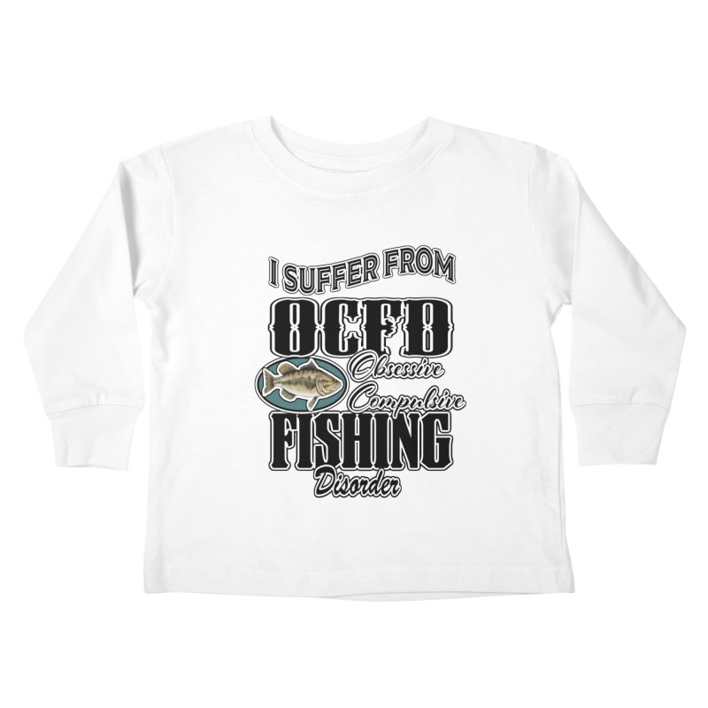OCFD Kids Toddler Longsleeve T-Shirt by psweetsdesign's Artist Shop