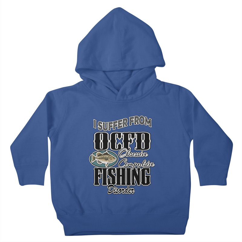 OCFD Kids Toddler Pullover Hoody by psweetsdesign's Artist Shop