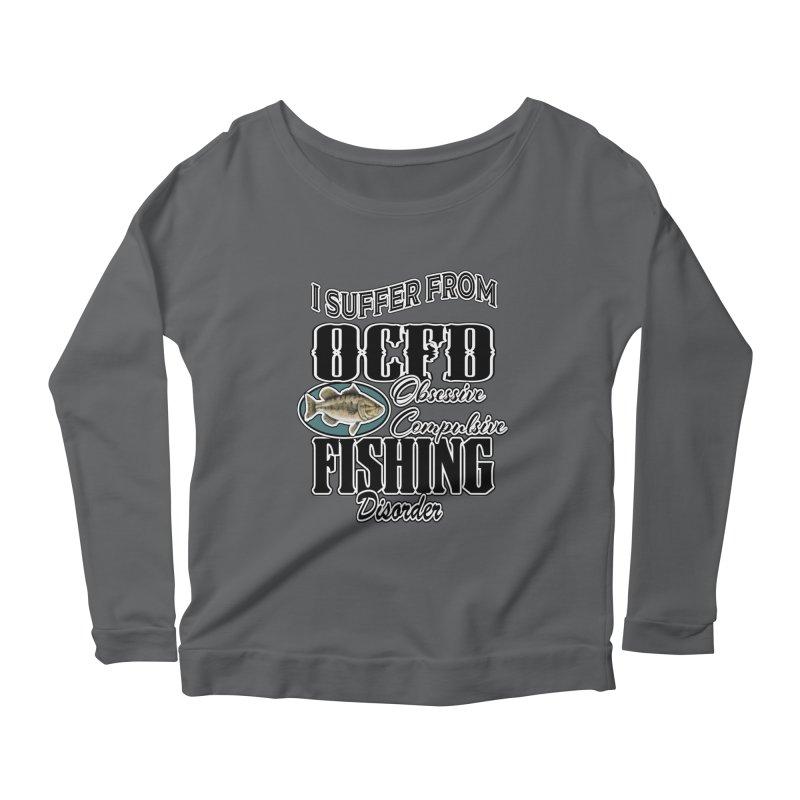 OCFD Women's Scoop Neck Longsleeve T-Shirt by psweetsdesign's Artist Shop