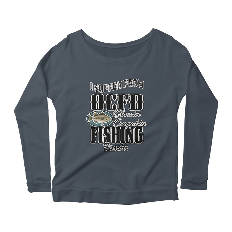 OCFD Women's Longsleeve Scoopneck  by psweetsdesign's Artist Shop