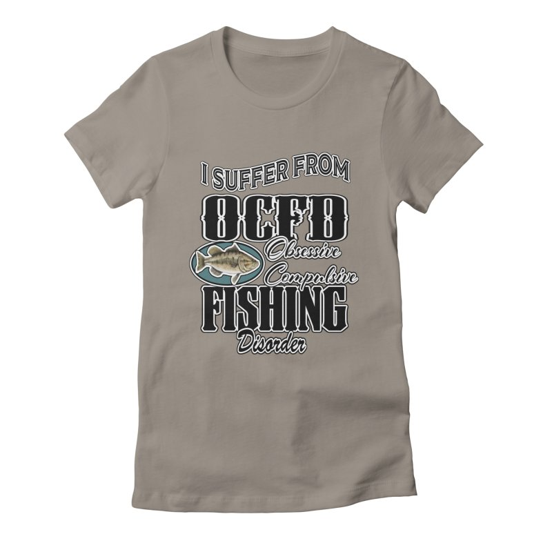 OCFD Women's Fitted T-Shirt by psweetsdesign's Artist Shop