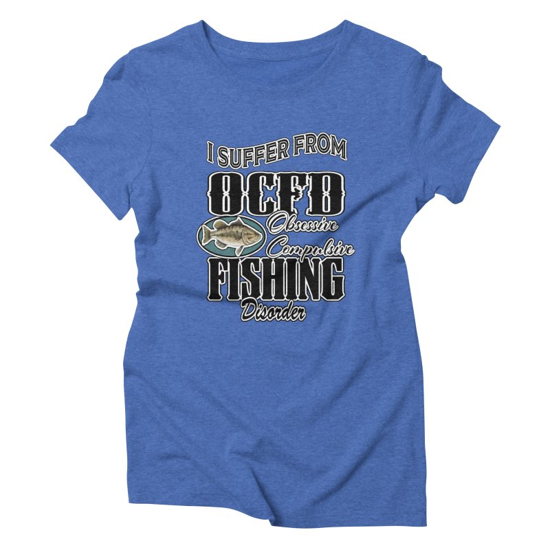 OCFD Women's Triblend T-Shirt by psweetsdesign's Artist Shop