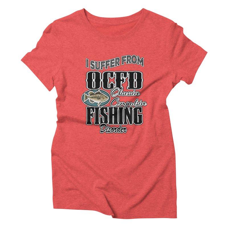 OCFD Women's Triblend T-Shirt by psweetsdesign's Artist Shop
