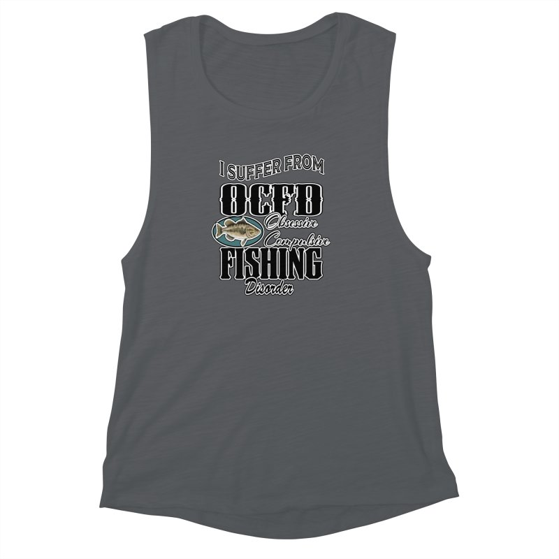 OCFD Women's Muscle Tank by psweetsdesign's Artist Shop