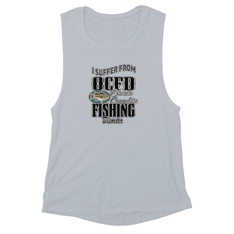 OCFD Women's Muscle Tank by psweetsdesign's Artist Shop