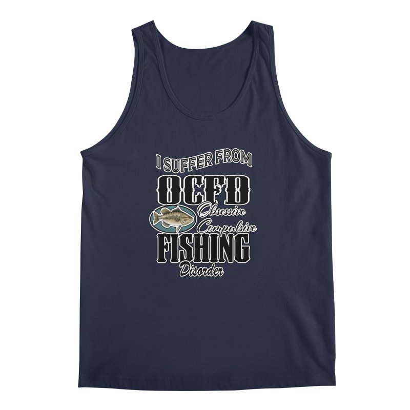 OCFD Men's Regular Tank by psweetsdesign's Artist Shop