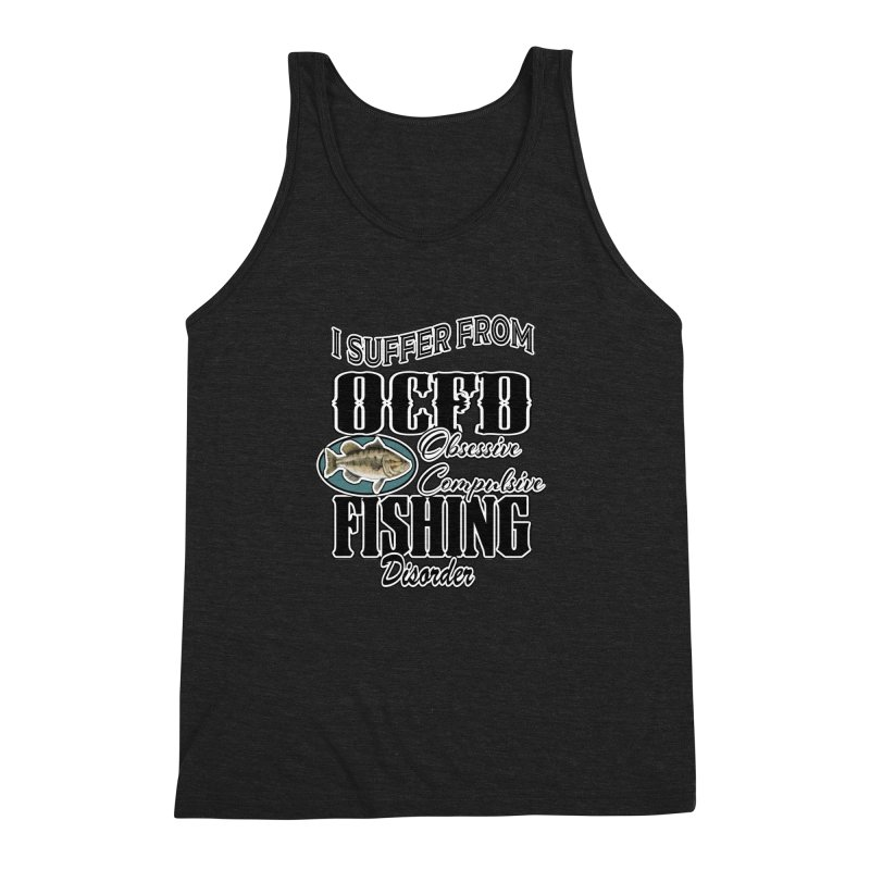 OCFD Men's Triblend Tank by psweetsdesign's Artist Shop