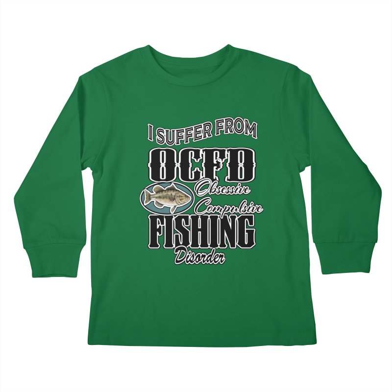 OCFD Kids Longsleeve T-Shirt by psweetsdesign's Artist Shop