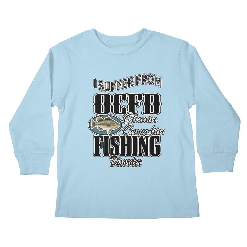 OCFD Kids Longsleeve T-Shirt by psweetsdesign's Artist Shop