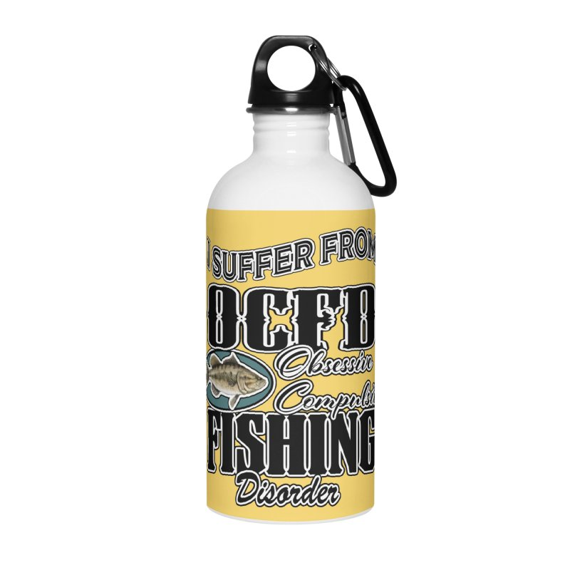 OCFD Accessories Water Bottle by psweetsdesign's Artist Shop