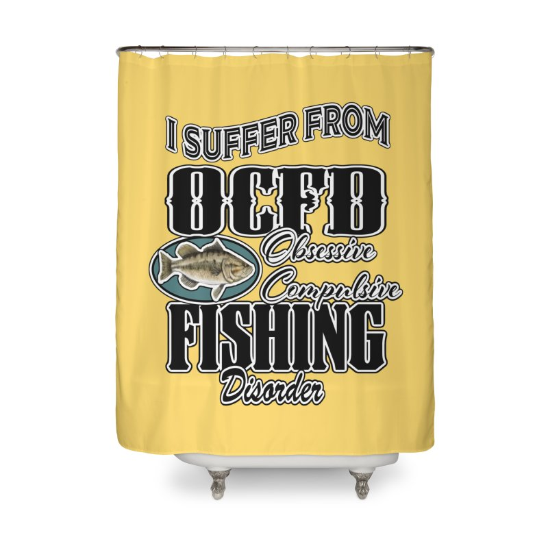 OCFD Home Shower Curtain by psweetsdesign's Artist Shop