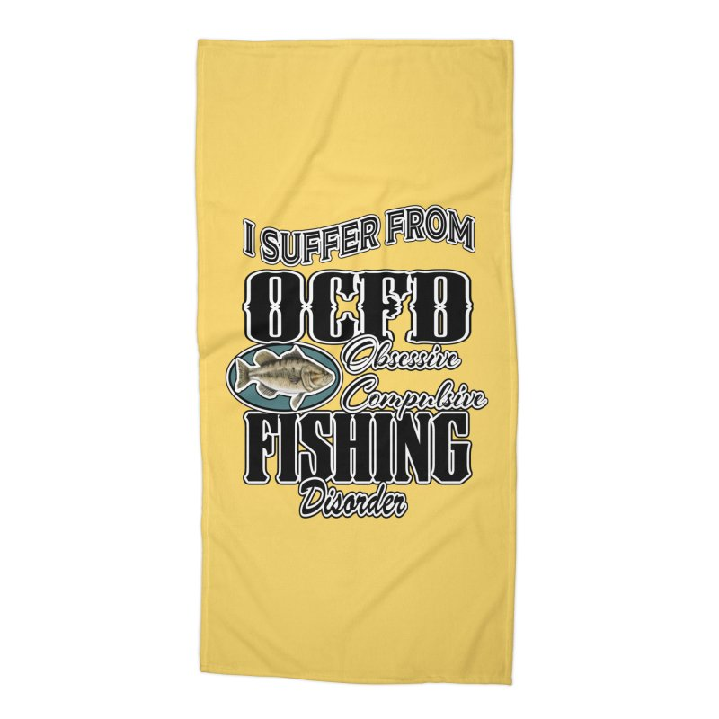 OCFD Accessories Beach Towel by psweetsdesign's Artist Shop