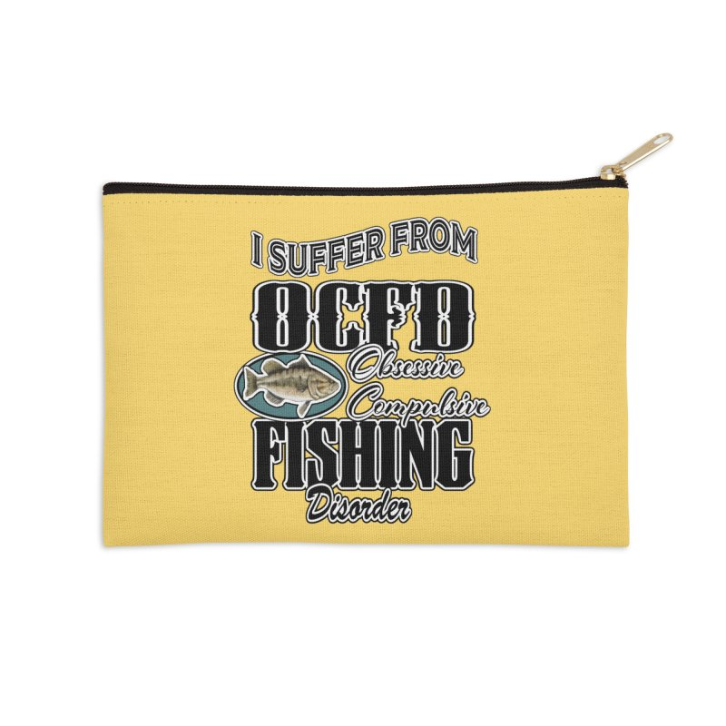 OCFD Accessories Zip Pouch by psweetsdesign's Artist Shop