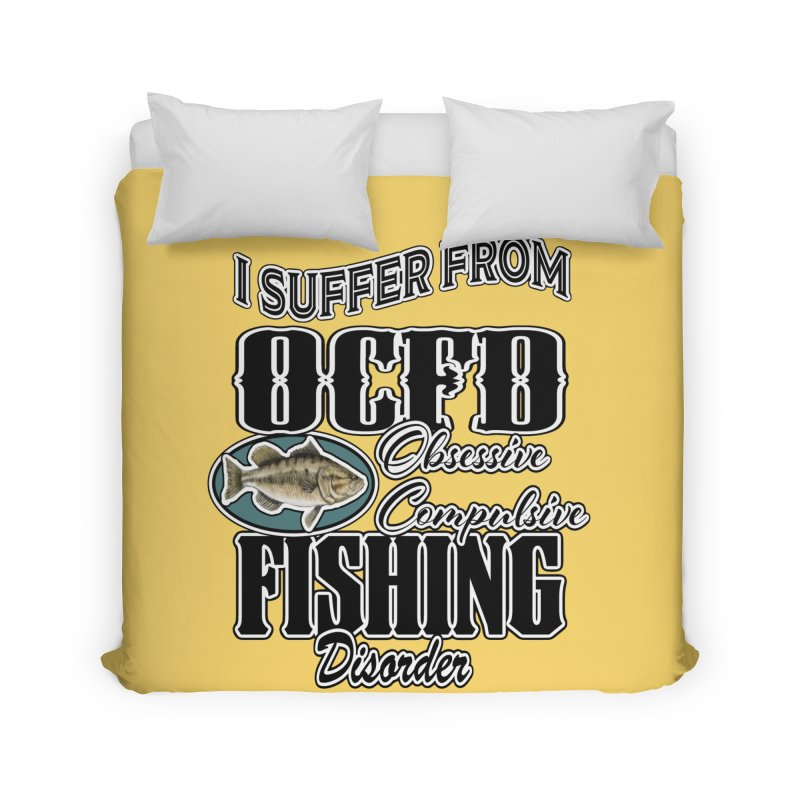 OCFD Home Duvet by psweetsdesign's Artist Shop