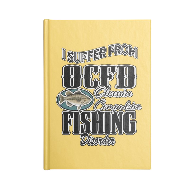 OCFD Accessories Notebook by psweetsdesign's Artist Shop