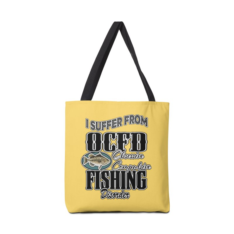 OCFD Accessories Bag by psweetsdesign's Artist Shop