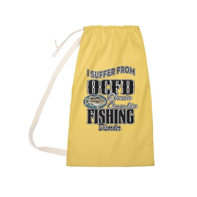 OCFD Accessories Laundry Bag Bag by psweetsdesign's Artist Shop