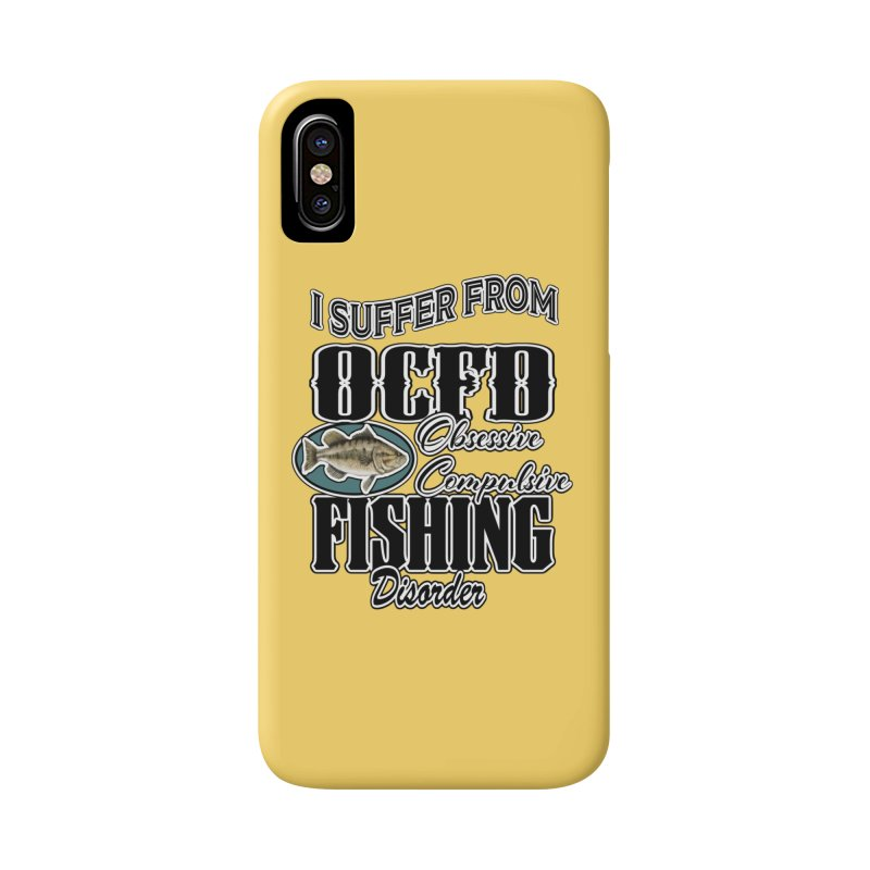 OCFD Accessories Phone Case by psweetsdesign's Artist Shop