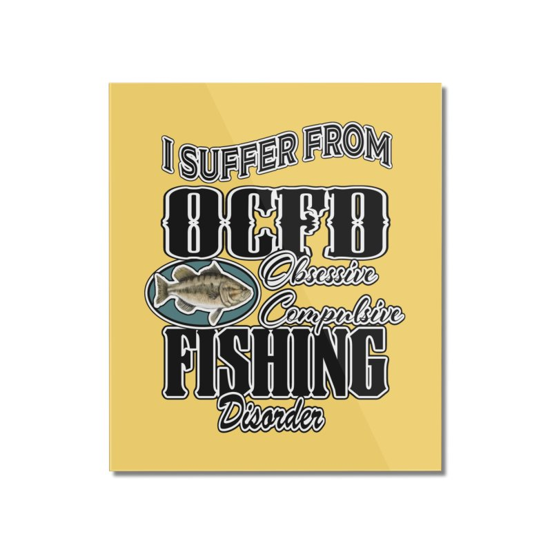 OCFD Home Mounted Acrylic Print by psweetsdesign's Artist Shop