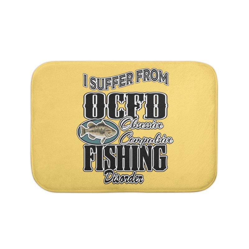 OCFD Home Bath Mat by psweetsdesign's Artist Shop