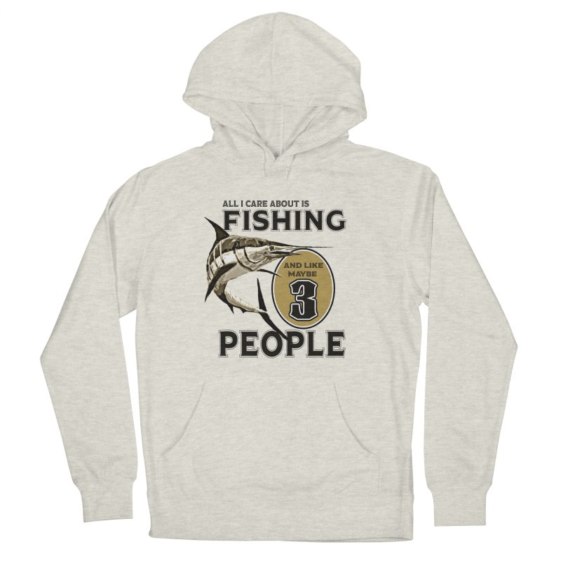 are About is FISHING Women's Pullover Hoody by psweetsdesign's Artist Shop