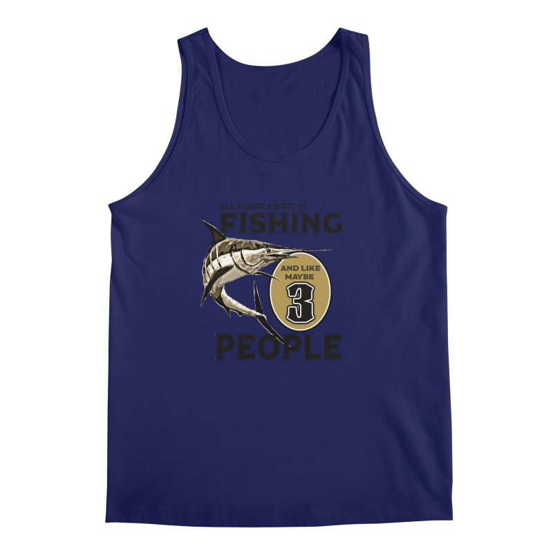 are About is FISHING Men's Tank by psweetsdesign's Artist Shop